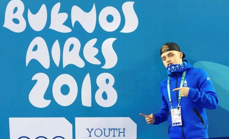 Ivan Štšeglov püstitas noorte OM-il 200m seliliujumises uue Eesti täiskasvanute ja juuniorite rekordi
