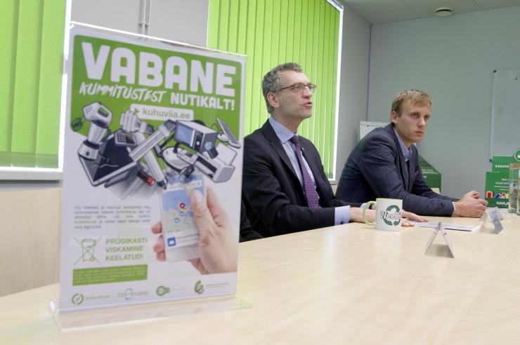 E-jäätmete päev edendab elektri- ja elektroonikaseadmete taaskasutamist kogu maailmas