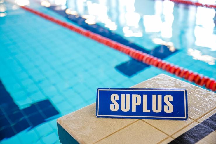 Algavad Pirita linnaosa eakate ujumistreeningud