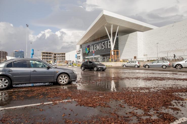 Kantar Emor: populaarseim ostukeskus on jätkuvalt Ülemiste keskus
