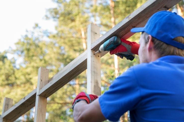 Ukraina ehitustöölised jäetakse töötasuta