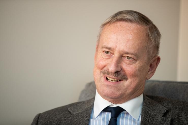 Siim Kallas kandideerib riigikogu valimistel