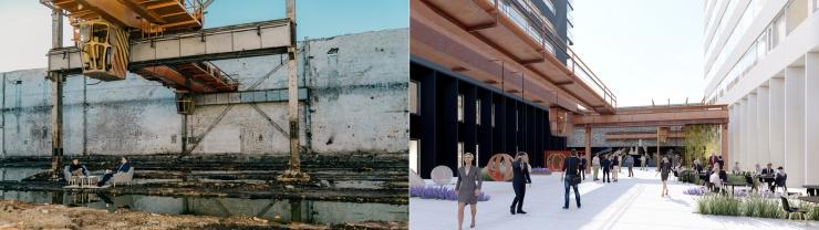 FOTOD! Ülemiste City uue ajastu algus: linnakusse tulevad ka kodud