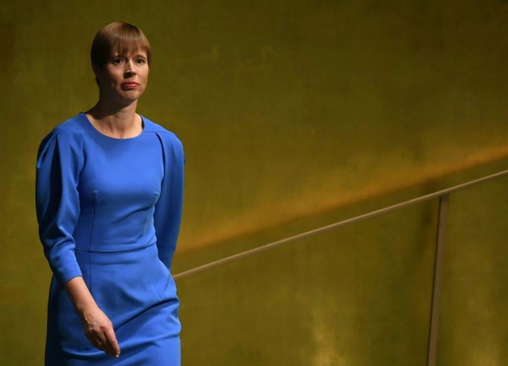 Kaljulaid väljendas uhkust Võitmatute mängude Eesti võistkonna üle