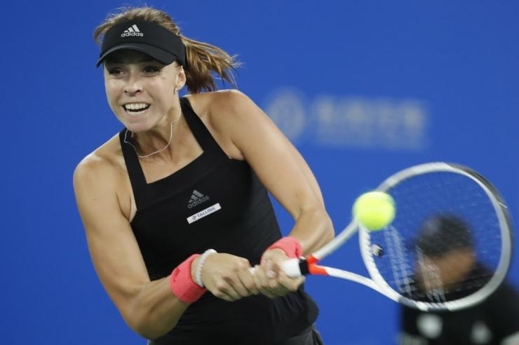 Kontaveit kerkis WTA edetabelis karjääri kõrgeimaile kohale