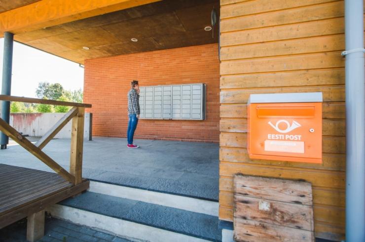 Postiteenus pole praegugi kõikidele külainimestele kergesti kättesaadav