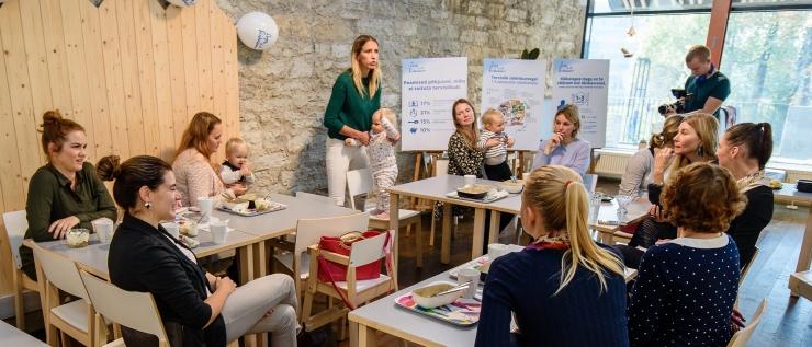 Uuring: suurem osa lapsi läheb liiga vara üle täiskasvanute ebatervislikule toidule