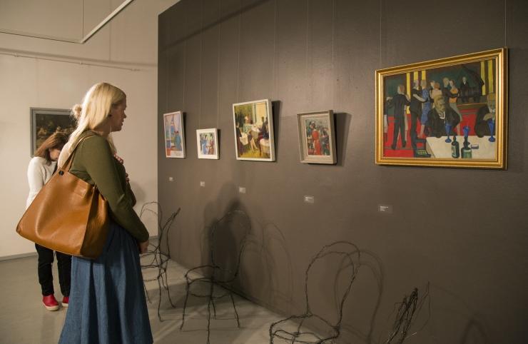 Vilde muuseum avab hingedeaja eel näituse palvemeeleoludest eesti luules ja kunstis