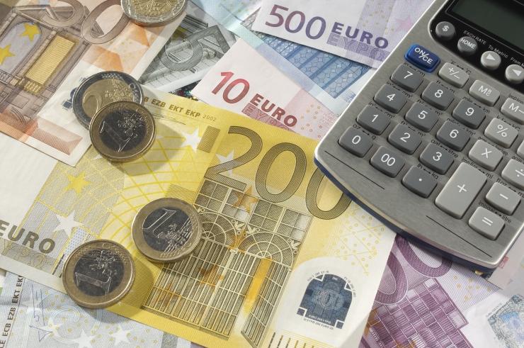 Keskpank: palgakasv aeglustus teises kvartalis 6,3 protsendile