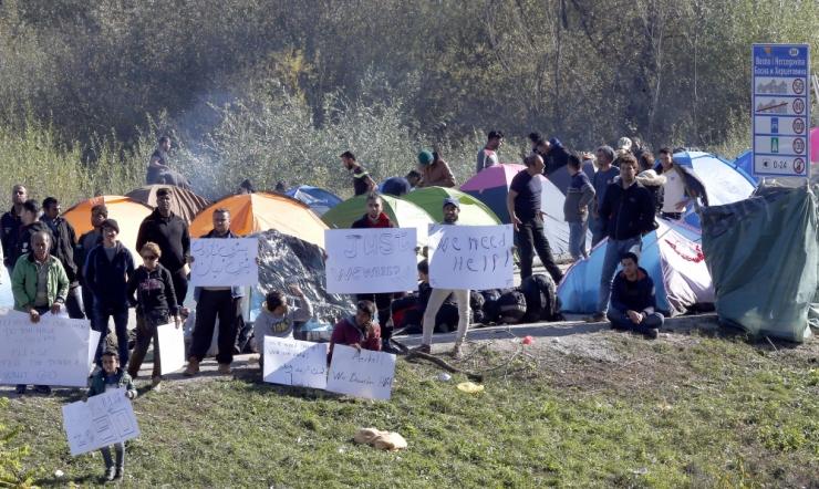Der Spiegel: EL-i saabus 2017. aastal üle kolme miljoni migrandi