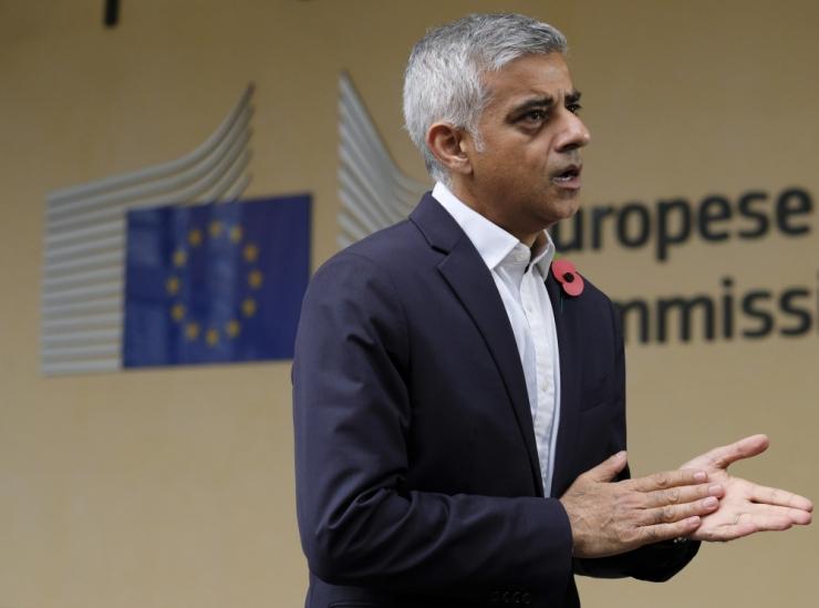 Londoni linnapea: leppeta Brexit tuleb EL-ile kahjuks