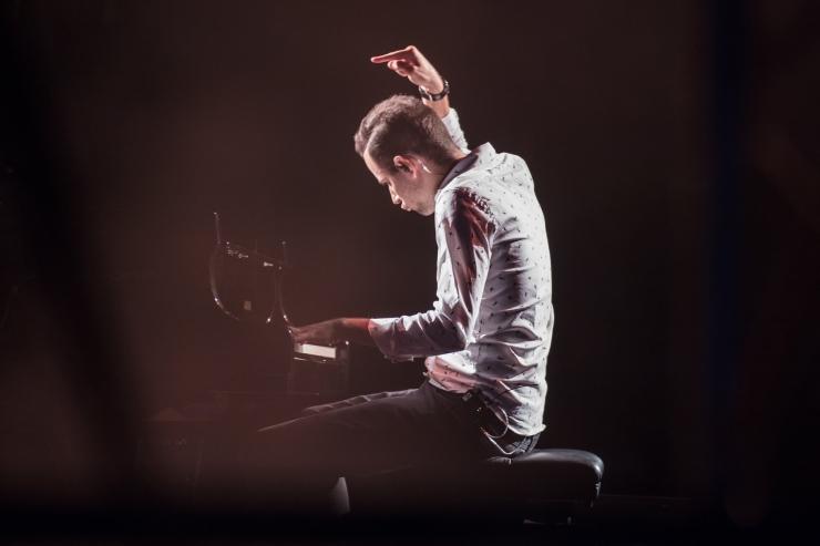 Maailma kiireima klaverimängija Peter Bence Tallinna kontsert on ülimenukas