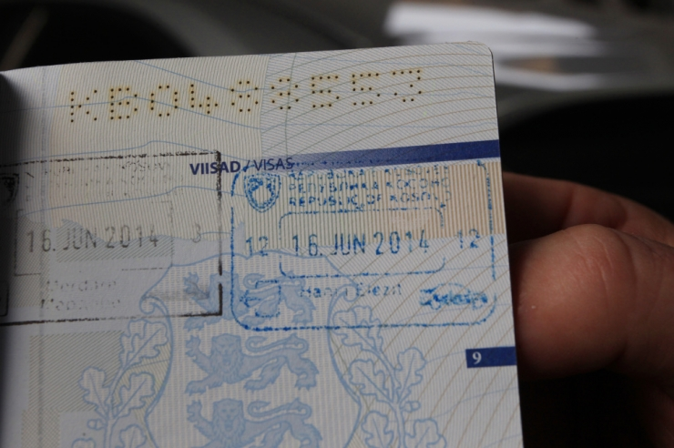 Eesti viisat saab edaspidi taotleda 59 Venemaa linnas