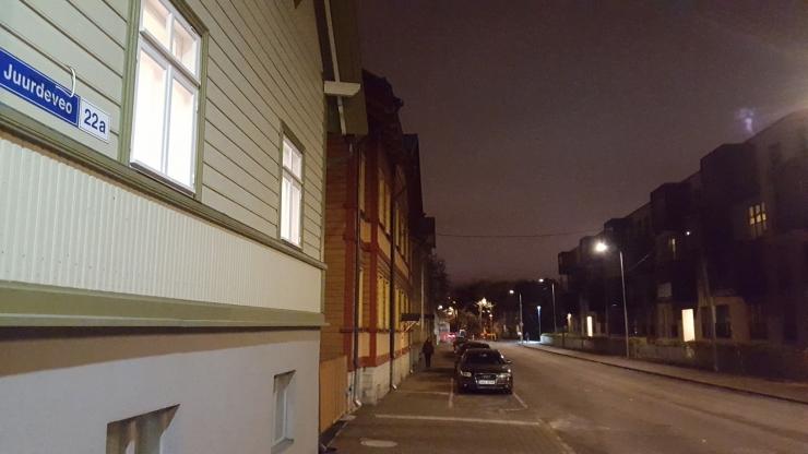 Homsest taastub liiklus Tallinna Juurdeveo tänaval