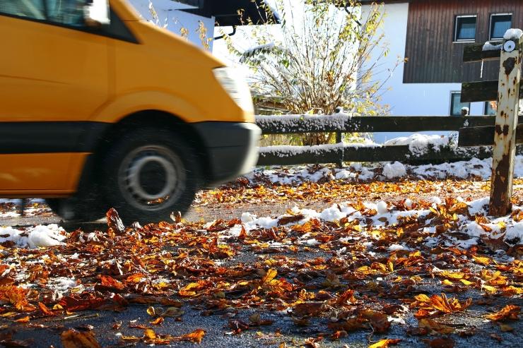 Kindlustaja: libedaga teevad rohkem õnnetusi kogenud liigselt enesekindlad autojuhid
