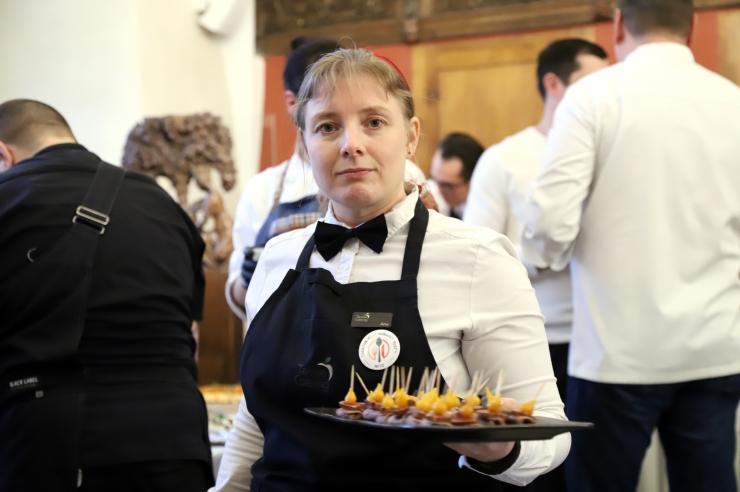 FOTOD JA VIDEO! Tallinna Restoranide Nädalal osaleb rekordarv restorane