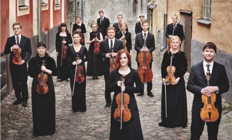 Tallinna Kammerorkester annab tasuta kontserdi Rootsi-Mihkli kirikus