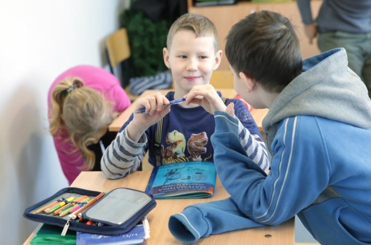 Tallinn osaleb Euroopa Sotsiaalfondi eriilmeliste lasteaiakohtade projektis