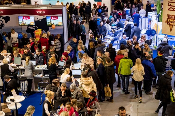 Sel nädalal avab Tallinnas uksed Eesti suurim tööstusmess