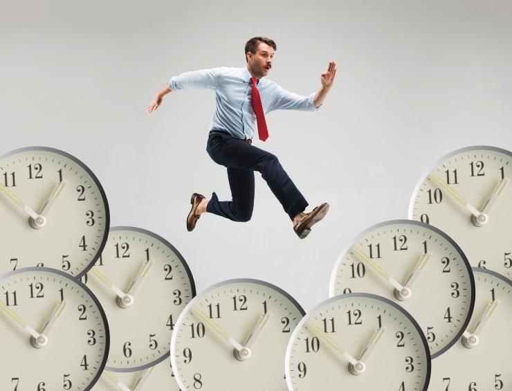 Ühised kellaajad muudavad Euroopas kauplemise lihtsamaks