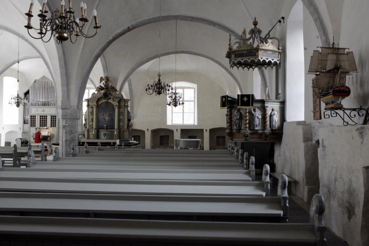 Rootsi-Mihkli kirikus tähistatakse homme Gustav II Adolfi päeva
