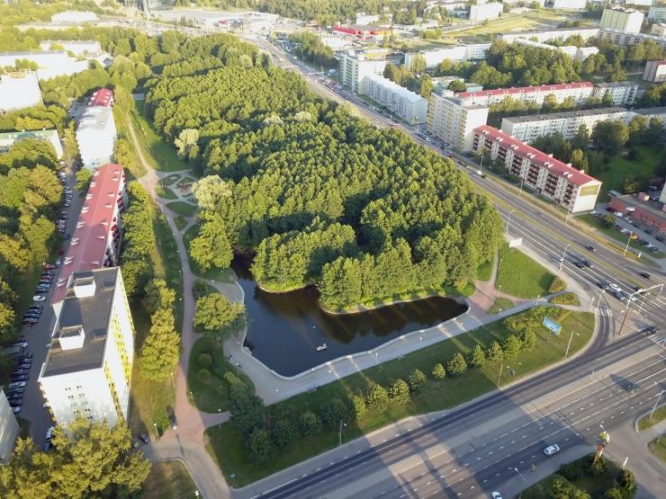 Mustamäel avatakse pidulikult uuenduskuuri läbinud Parditiigi park