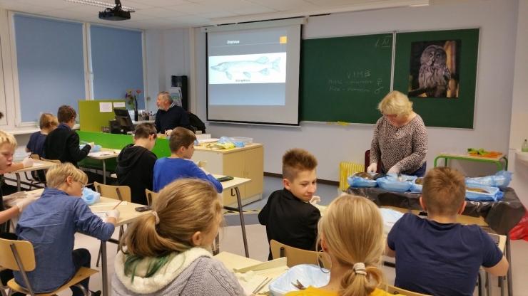 Algavad õpitoad Läänemere kalade bioloogiast ja kaitsest