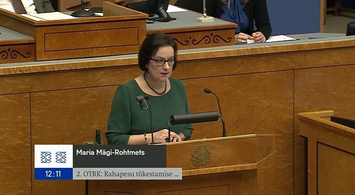 OTSEBLOGI! Maria Mägi-Rohtmets: finantsinspektsioon pole kaitsnud meie investorite raha