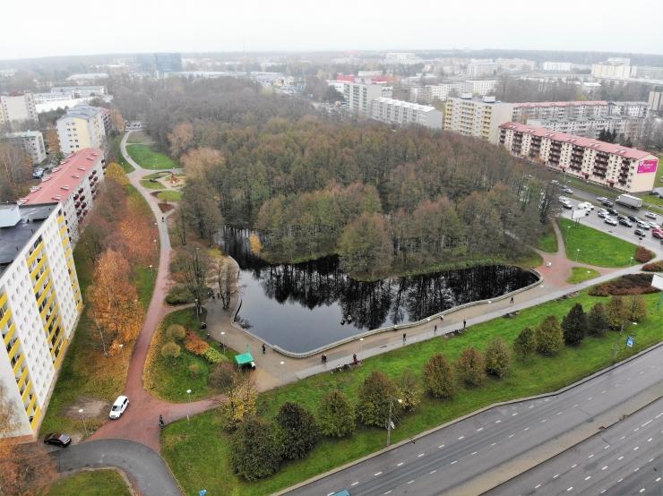 FOTOD JA VIDEO! Parditiigi park sai uued teed
