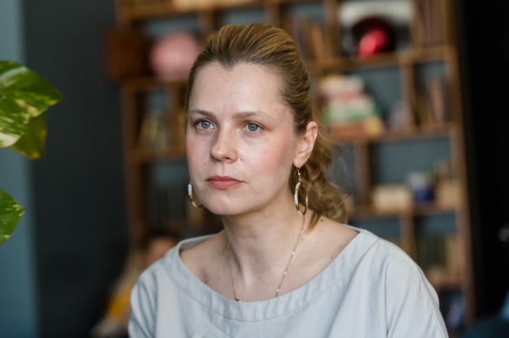 I. J. Zand nõuab Katrin Lustilt kohtu kaudu miljon eurot kahjutasu