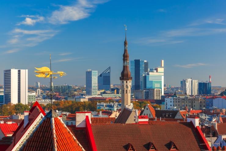 Tallinn on läbipaistvuselt kolmas pealinn Euroopas