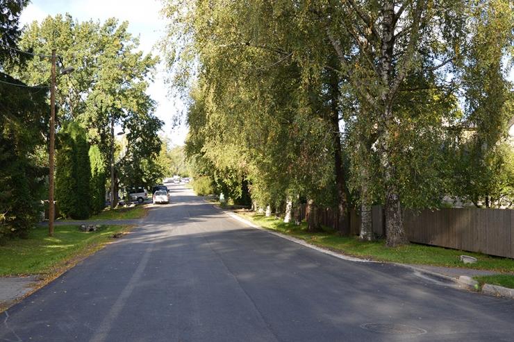 Kajaka tänav Kristiines läbis taastusremondi
