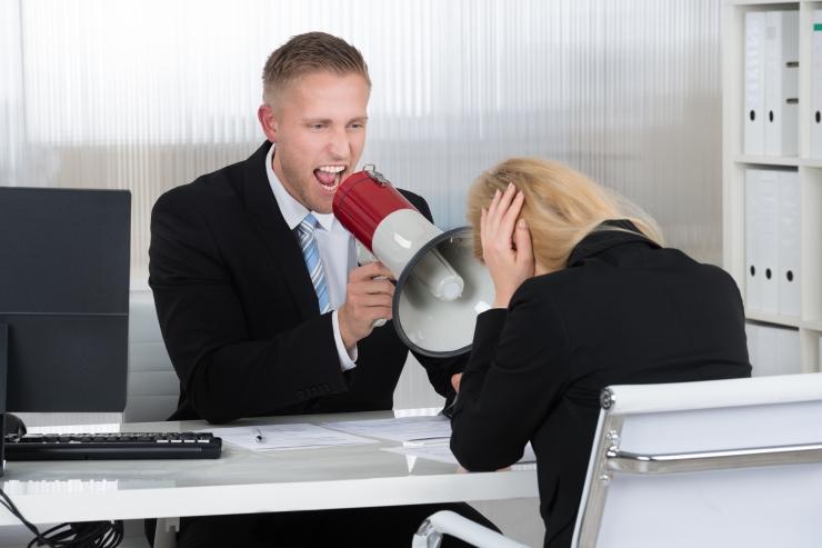 Töökiusamise eest saab nõuda kahjutasu