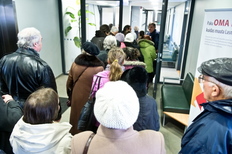 Tänavune viimane Õigusapteek avatakse Stroomi Keskuses