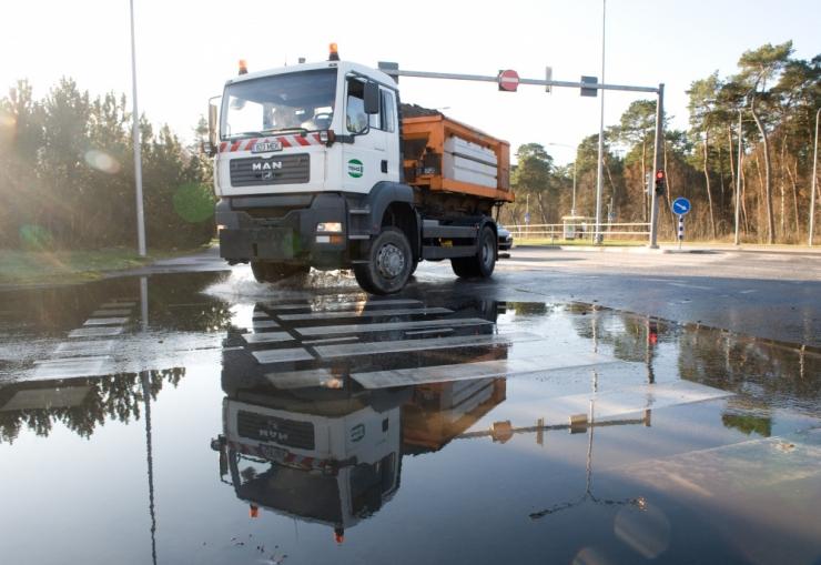 Veeavarii likvideerimine lühendab Pirita-Kosel bussiliini marsruuti