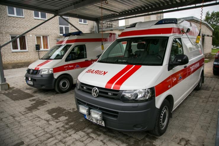 Gaasilekked põhjustasid kahele inimesele tervisekahjustusi