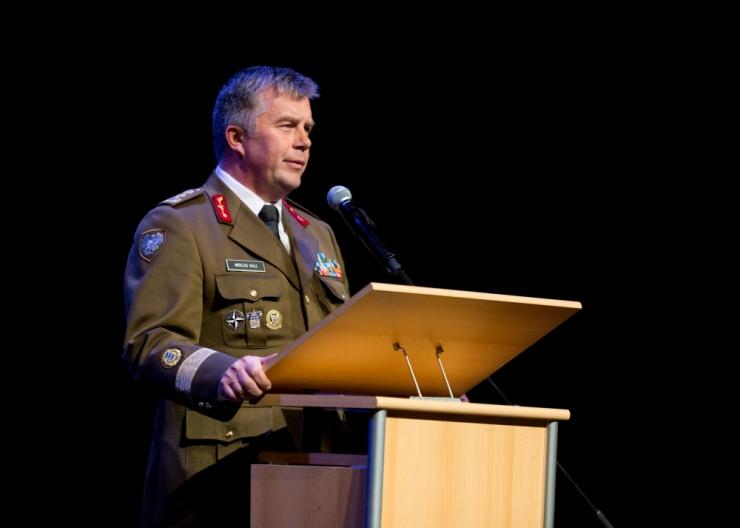 Kaitseliit korraldab oma sajanda aastapäeva puhul konverentsi