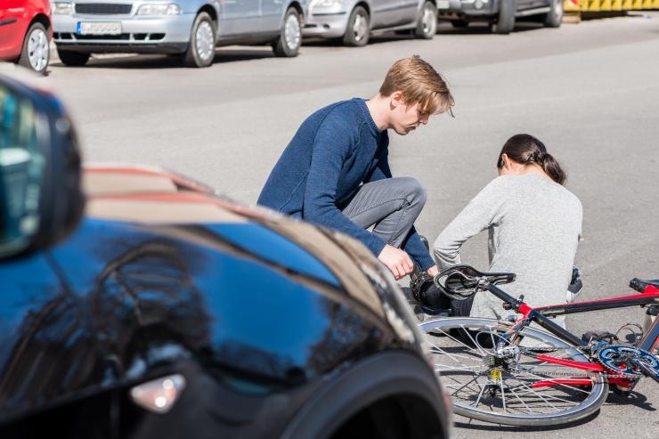 Ööpäevaga juhtus Tallinnas kolm liiklusõnnetust, kaks seoses lastega