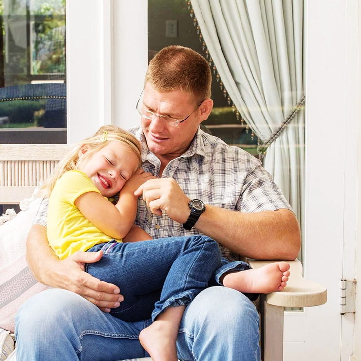 ISAD HOOLIVAKS: Isasid saab õpetada oma vihahooge kontrollima