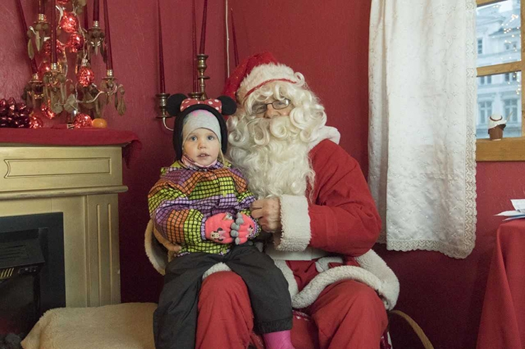 Reedel avatav jõuluturg pakub seekord ka restoranitoite