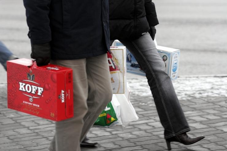 Soome turistide arv langes kümne aasta madalaimale tasemele