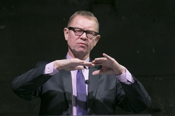 Viktor Trasberg: kui me ei suuda astmelist tulumaksu teha, ei ole ka maksureform võimalik