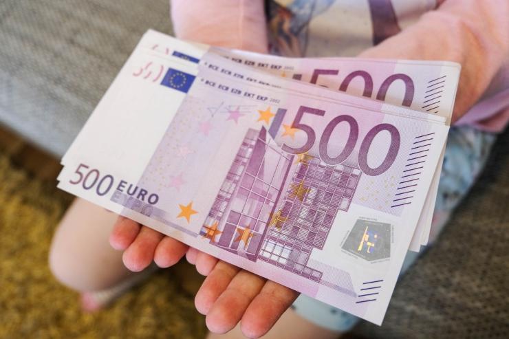 Kümne kuuga laekus linnakassasse 572 miljonit eurot