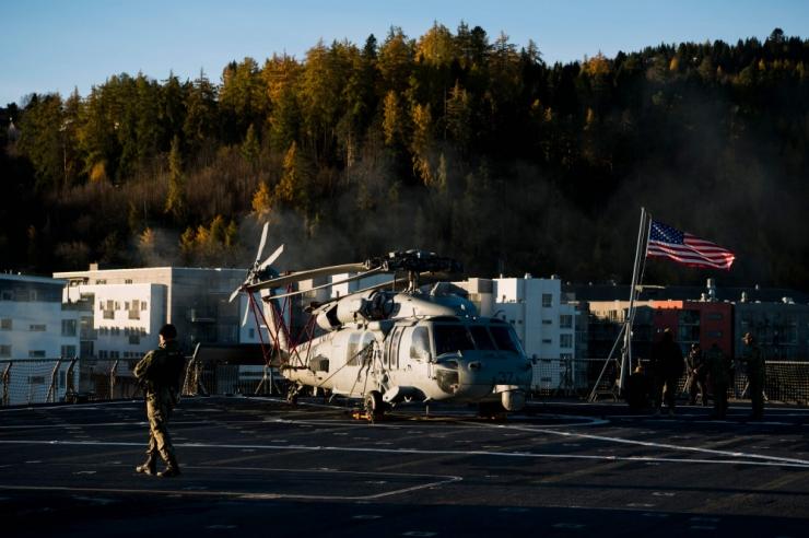 Norra: GPS-signaali segasid NATO õppuse ajal Venemaa üksused Koolal