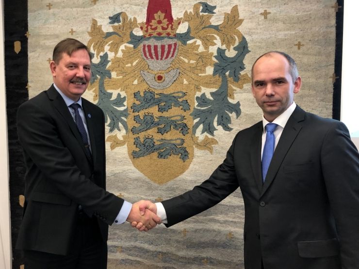 Tallinna Spordi- ja Noorsooameti juhiks saab Aivo Normak