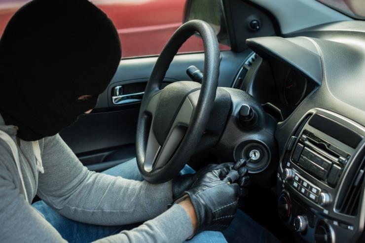 Politseiametnik: Eesti on autovaraste jaoks ebamugav riik