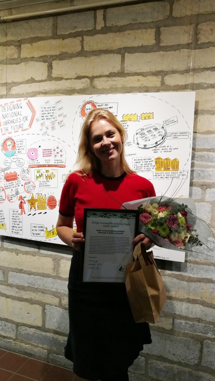 Katrin Lust ja Kuuuurija said tänukirja aasta kõige loomasõbralikuma teo eest