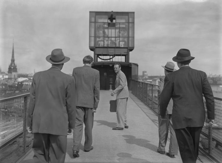 PÖFF näitab Ingmar Bergmani spioonifilmi eesti pagulastest