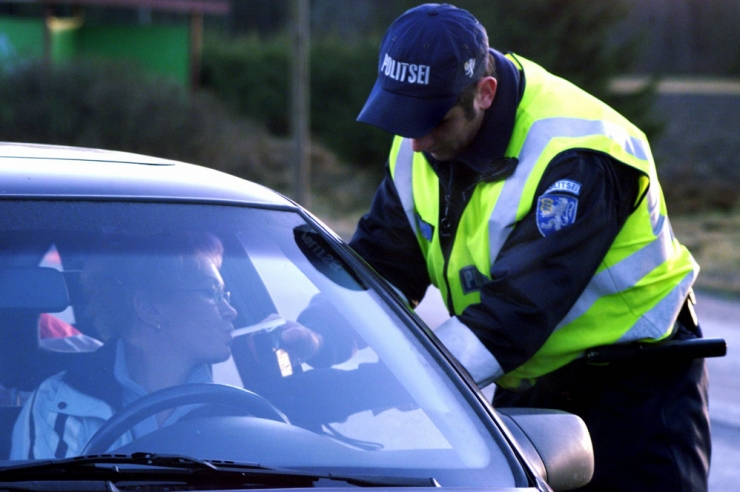 Politsei tabas ööpäevaga 29 joobes sõidukijuhti