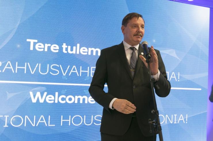 FOTOD JA VIDEO! Eesti Rahvusvaheline maja sai avatud